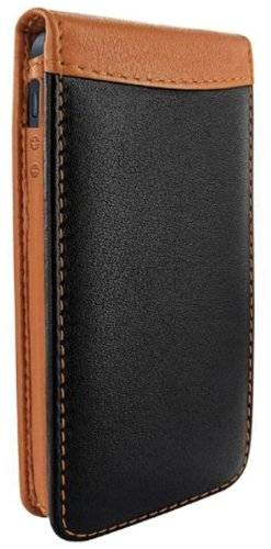Piel Frama iPhone 5/5S/SE Classic Snap Leather Case - Two-Tone