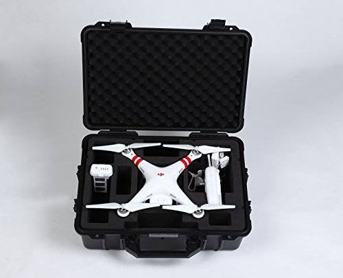 PJ Lab DJI Phantom 3 Funda impermeable, se adapta a la Phantom 3 Todas las Ediciones