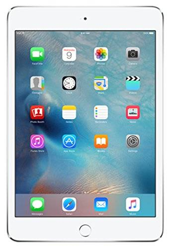 Apple iPad mini 4 128GB 3G 4G Plata - Tablet (Apple, A8, M8, Flash, 2048 x 1536 Pixeles, IPS)