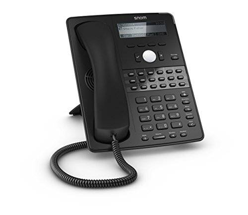 Snom D725 Professional Business Phone Black