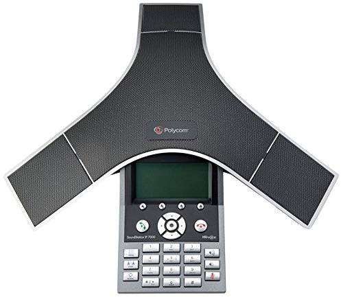 Polycom SoundStation IP 7000, FTP/TFTP/HTTP/HTTPS, LCD, 255 x 128 Pixeles, 160-22000 Hz, Ethernet 10/100 Base-T, 2.5 mm