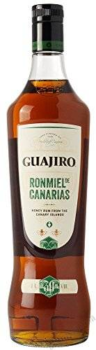 Guajiro Ron Miel Guajiro- Green Label 1L (30% Vol)