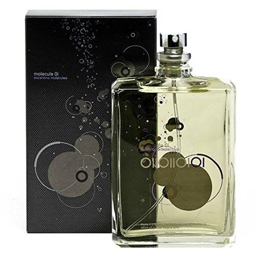 Escentric Molecules PARFUM PERFUMES HOMME ESCENTRIC MOLECULES MOLECULE 01 100 ML EDT 3,5 OZ 100ML EAU DE TOILETTE