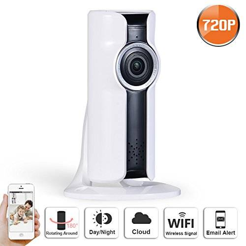Swinway WIFI IP Camera 720P VR HD H.264 Smart 180 panoramic Network Surveillance Home Protection Security CCTV Camera