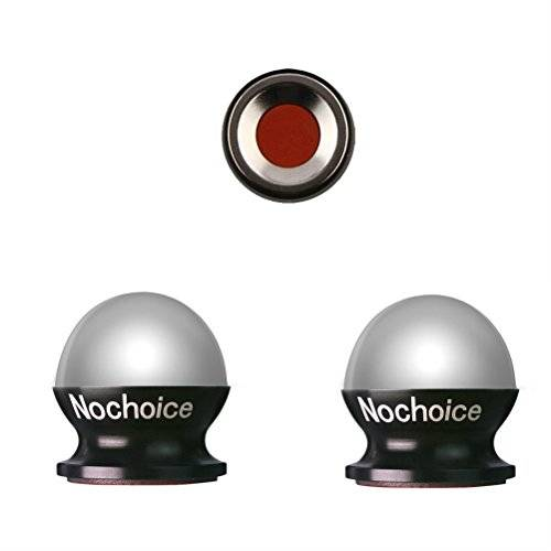 Nochoice Magnetic Car Mount Kit for Cell Phones (1 Magnet + 2 Balls)