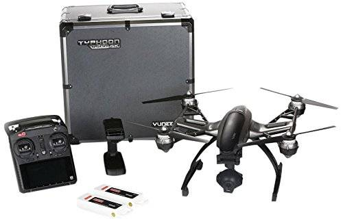Yuneec Q500 4K Typhoon Set Quadcopter incl. Trolley