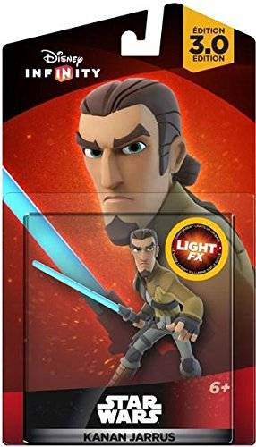 Nintendo Disney Infinity 3.0 - Figura Star Wars: Kanan, Light Up