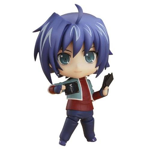 Toy Zany Card Fight! Nendoroid Vanguard Aichi Sendo (non-scale ABS & PVC painted action figure) (japan import)