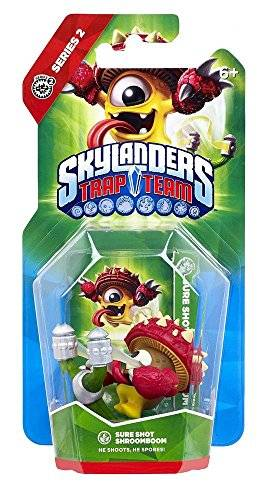 ACTIVISION Skylanders: Trap Team - Figura Single Shroomboom