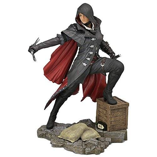 Ubisoft Spain Ubisoft - Figura Evie: The Intrepid Sister, Assassin's Creed: Syndicate