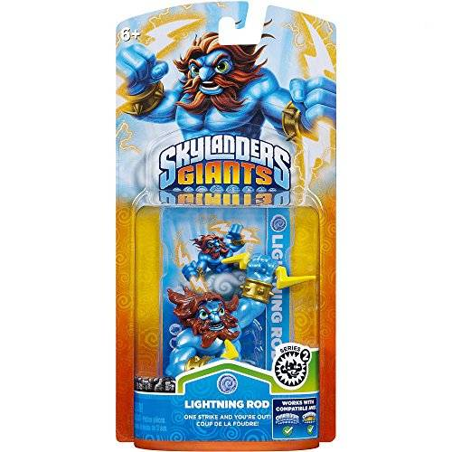 ACTIVISION Skylanders Giants - Figura Individual Lightening Rod