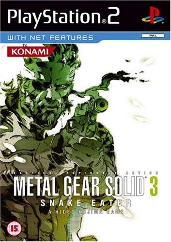 Konami [Import Anglais]Metal Gear Solid 3 Snake Eater Game PS2