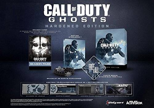 ACTIVISION Call Of Duty: Ghosts - Édition Hardened [Importación Francesa]