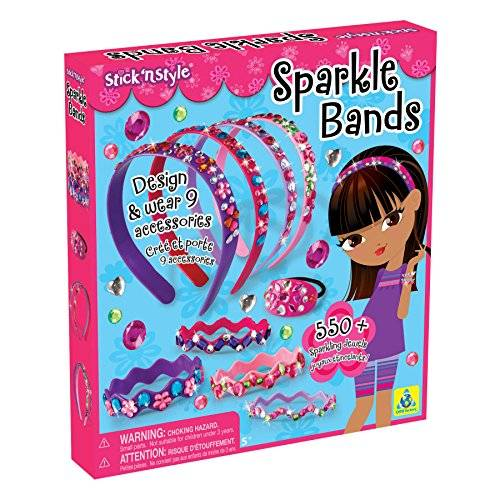 Sparkle Stick N Style Sparkle Bands