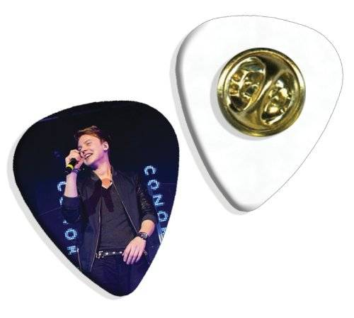 Live Performance Conor Maynard (DW) Live Performance Guitarra Pick Badge Placa