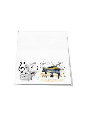 Little Snoring Gifts: Slant Pad - Piano