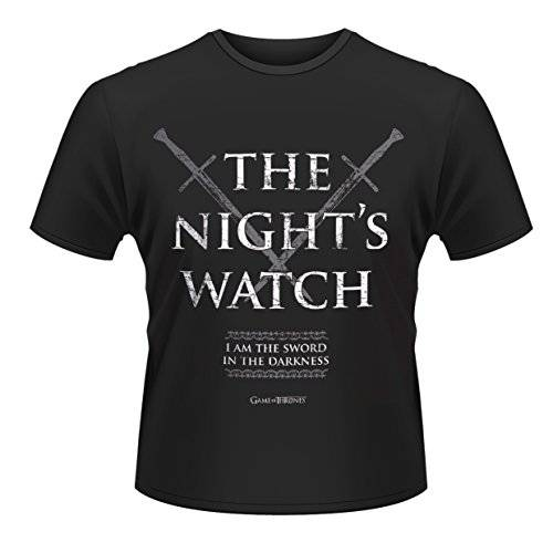 Game Of Thrones - The Night Watch (T-Shirt Unisex Tg. XL) [Italia]