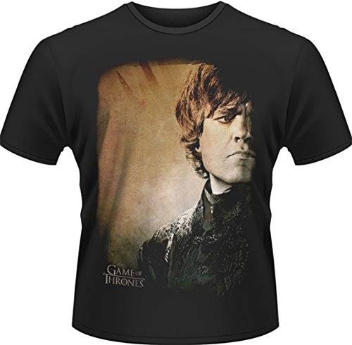Game Of Thrones - Tyrion Lannister (T-Shirt Unisex Tg. XL) [Italia]
