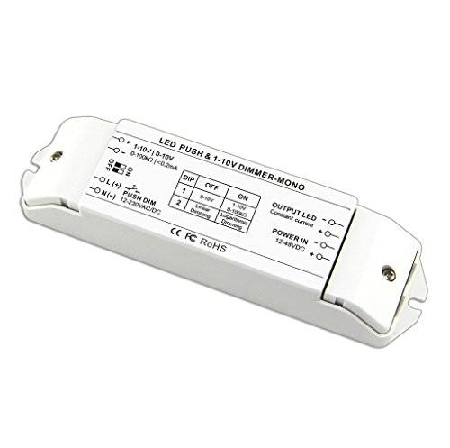COLORIDO-ES PWM LED Dimming Driver 0/1-10v PUSH DIM To Constant Current PWM Adjustable 700mA
