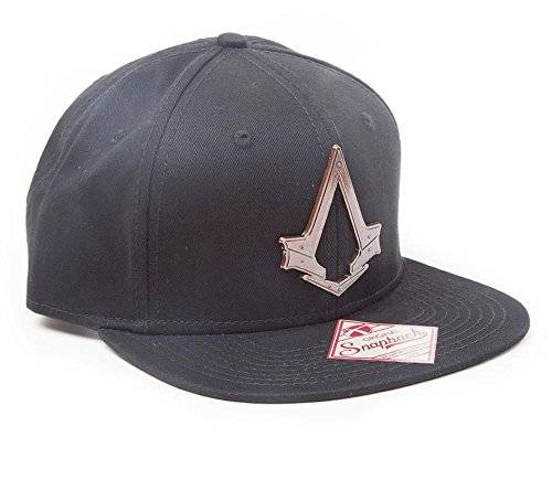 Assassin's Creed Syndicate - Bronze Logo Snapback (Cappellino)
