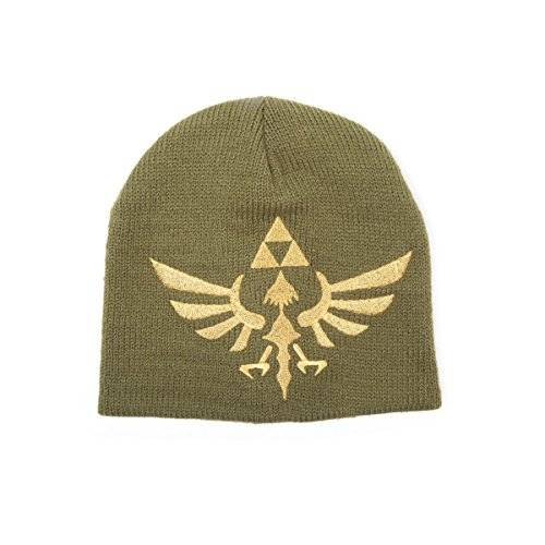 The Legend Of Zelda  - Zelda With Woven Golden Logo (Berretto)