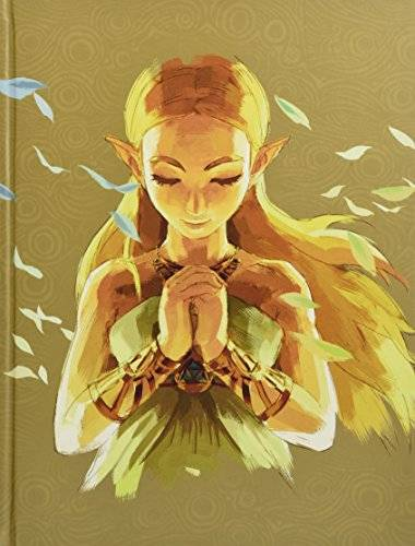 Piggyback The Legend of Zelda: Breath of the Wild: The Complete Official Guide - Expanded Edition