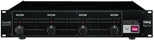 Img Stage Line AMPLIFICADOR ESTEREO DIGITAL, 4 CANALES IMG STAGE LINE STA-450D