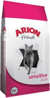 Arion Friends Cat Sensitive - Saco De 15 Kg