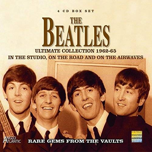 The Beatles 1962-65 In the Studio, on the Road & on the Airwaves (4CD)