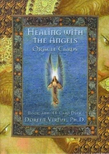 Doreen Virtue PhD Healing With The Angels Oracle Deck (Large Card Decks)
