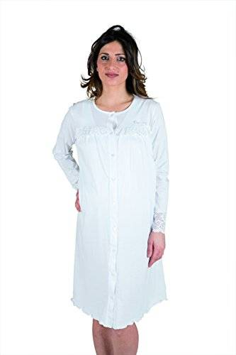 Premamy - Clnica Shirt - Color: Blanco - Talla: XXL