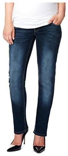 Noppies Jeans OTB comf Lois PLUS - Vaqueros para mujer, color blue (stone wash), talla W42 / L32 (ES 52)