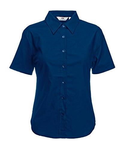 Fruit of the Loom 65-000-0 - camisa, Hombre, Navy, X-Large