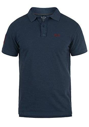 Blend 703096ME - Polo para Hombre, tamao:S;color:Navy (70230)