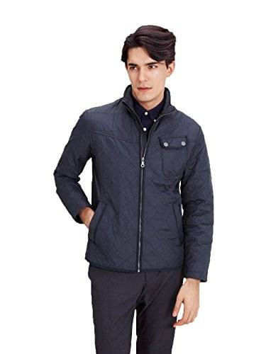 Jack & Jones CHAQUETA JACK & JONES - 12118657-BLUE-TL