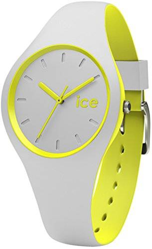 ICE WATCH DUO SMALL GRAY YELLOW