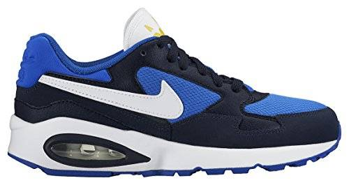 Nike Air Max ST (GS), Zapatillas de Running Niños, Multicolor (Obsdn / White-Hypr Cblt-Vrsty Mz), 39 EU