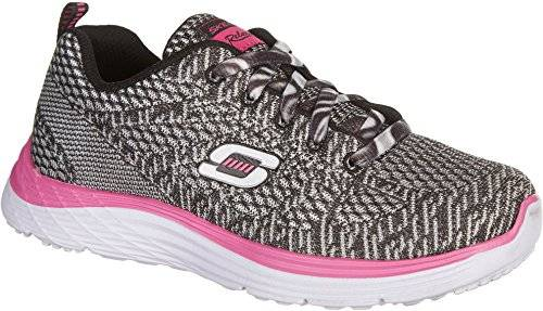 Skechers Valeris de Thing Sneaker, Rosa (Rose), 33
