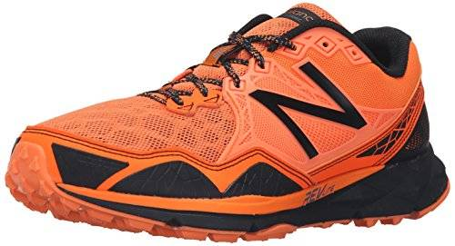 New Balance 910 Trail, Zapatillas de Running para Hombre, Multicolor (Orange/Grey 800), 44 EU