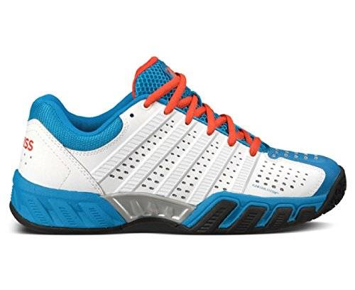 K Swiss ZAPATILLA BIGSHOT LIGHT2.5OMNI WHT/MTHYLBLU/FIER 4,5 JR