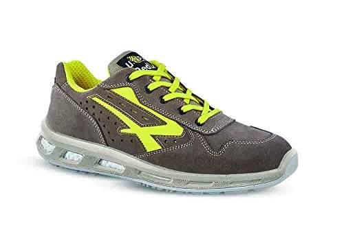 U-Power Red Lion Adventure S1P SRC: Zapatos de seguridad comodos - talla 42