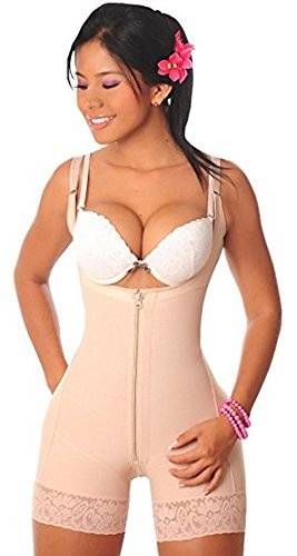 Salome - Body - para mujer beige beige Small
