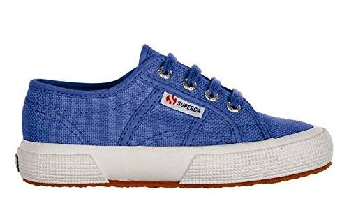 Superga 2750 Cotu Classic, Zapatillas Unisex, Azul (Blue Iris), 40 EU (6.5 UK)