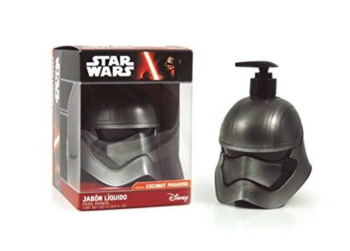 Star Wars Capitano Phasma Gel de Baño y Champú - 500 ml