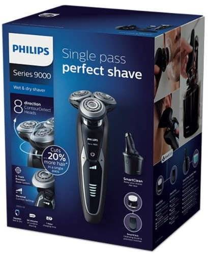 Philips Series 9000s9551Wet & Dry Electric Shaver