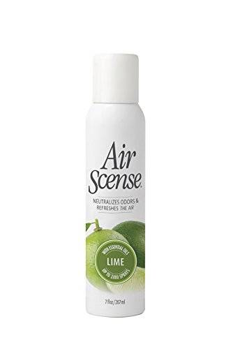 Air Scense Natural Air Freshener, Lime, 7 Ounce by