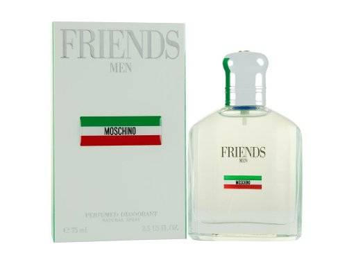 Moschino Friends Deodorant Spray 75ml