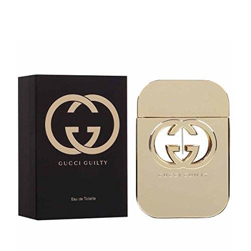 GUCCI GUILTY agua de tocador vaporizador 75 ml