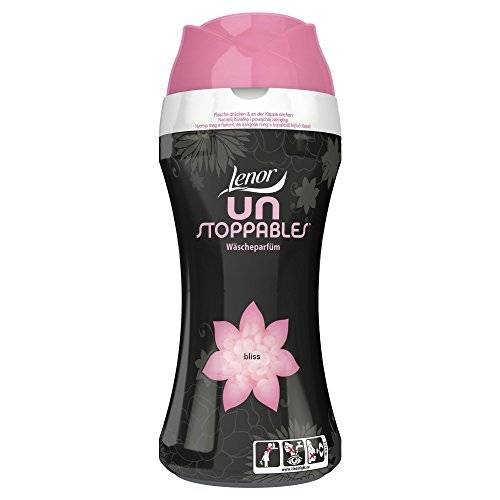 Lenor Unstoppables - Perfume para ropa (3 x 275g)