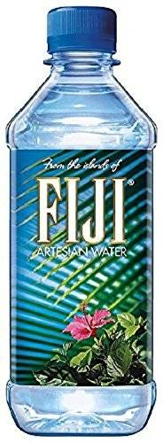 Fiji Water Fiji agua 500 ml (Pack de 24)